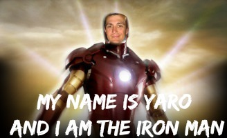 Yaro The Iron Man