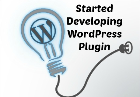 Started Developing WordPress Plugin