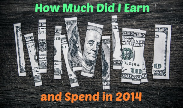 How Much I Made and Lost in 2014