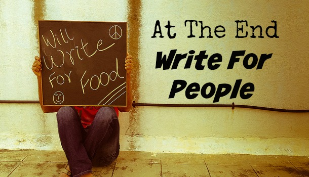 Write for People