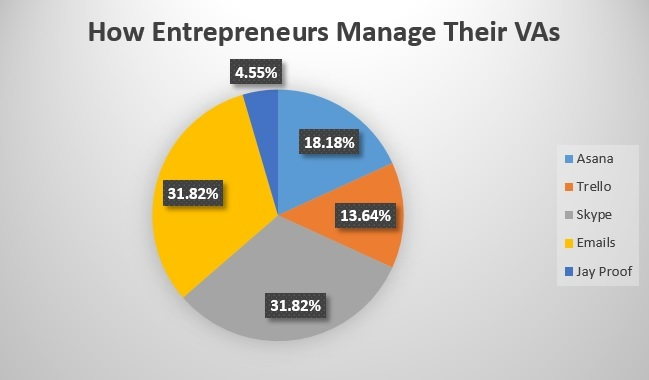 How Entrepreneurs Manage Their VAs