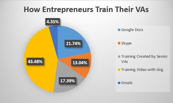 How Entrepreneurs Train Their VAs