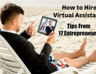 How To Hire Virtual Assistants