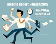 Income Report March 2015