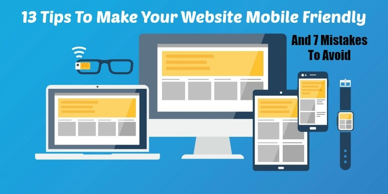 Mobile Website Optimization Tips