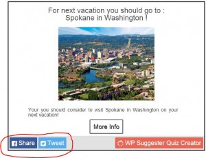 wp suggester sharing features