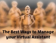 manage virtual assistant